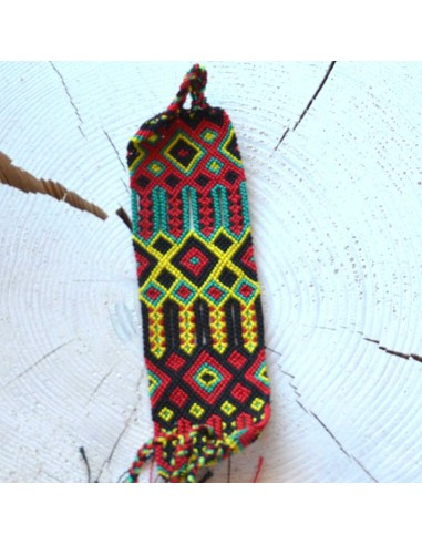 Large Brazilian Cuff Friendship Bracelet