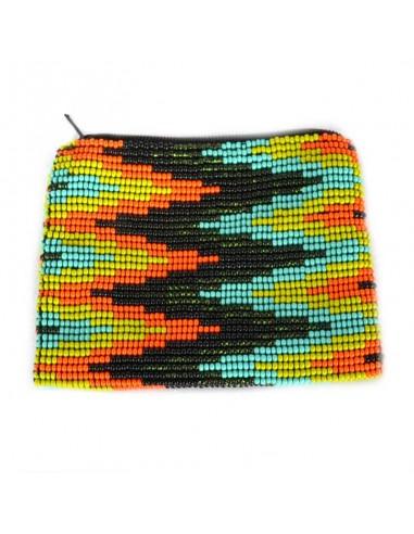 Ethnic beads Purse