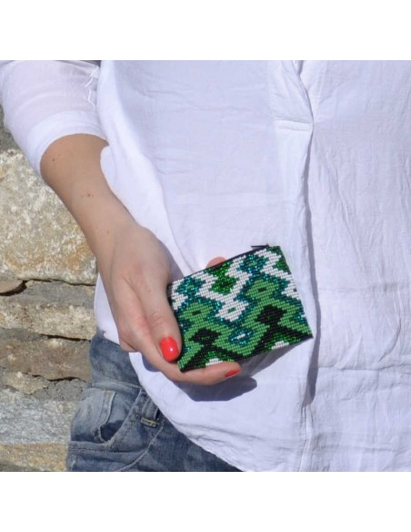 Ethnic Coins Purse