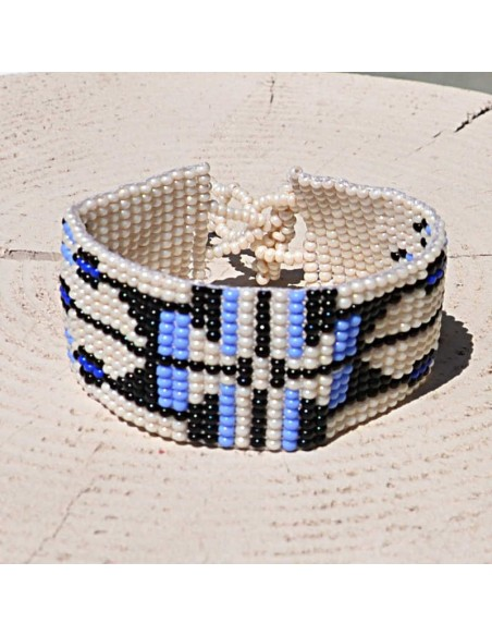 bracelet-ethnique-perles-medium