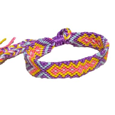 Ankle Friendship Bracelet