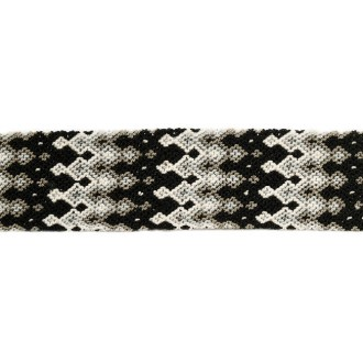 Bracelet-Brésilien-Large-Noir-2