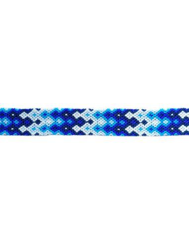 Bracelet Brésilien Interchangeable Medium Bleu