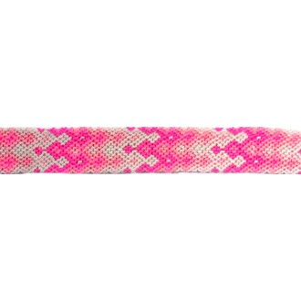 Bracelet Brésilien Interchangeable Medium Rose