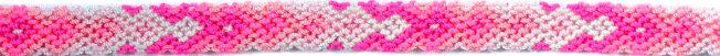 bracelet-bresilien-fin-rose