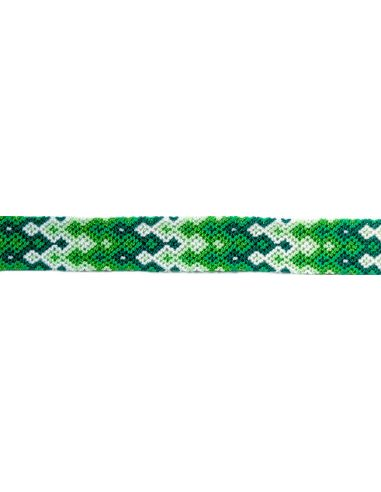 Bracelet Brésilien Interchangeable Medium Vert