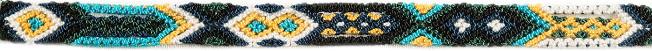 bracelet-bresilien-fin-noir-jaune-bleu