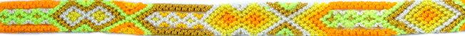 bracelet-bresilien-fin-jaune