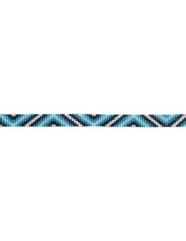 Perles Miyuki Bleu