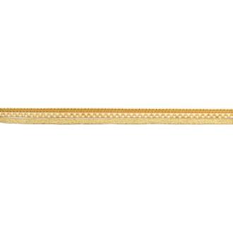 Combo-Chaîne-Ruban-Perles-Gold
