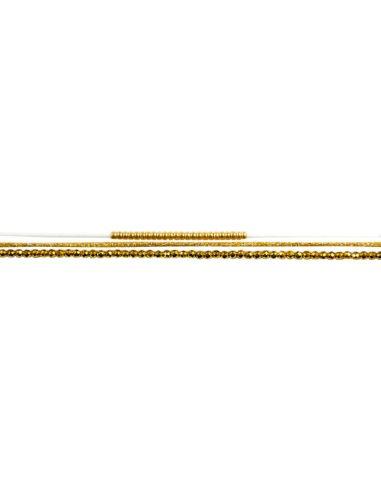Combo-Perles-Cordon-Hématite-Gold
