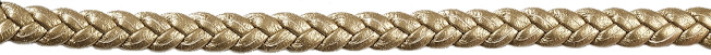 laniere-tressee-dore-antique-metallise-lamine