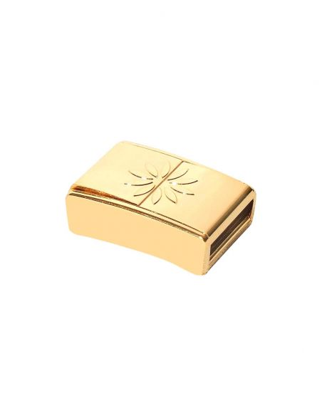 Gold Magnetic Clasp 11 mm
