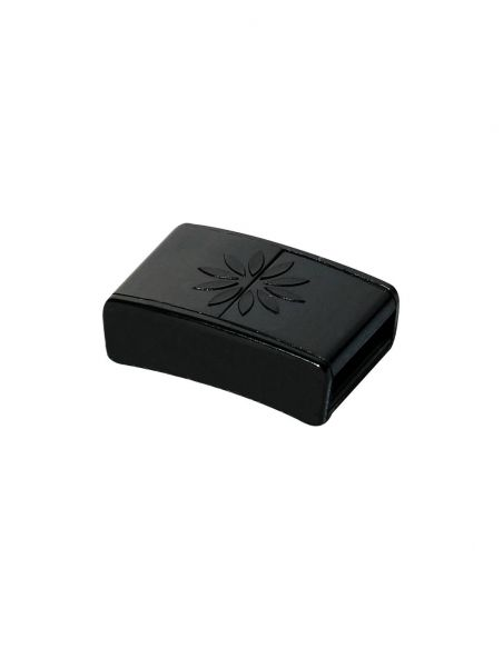 Fermoir Noir 11mm