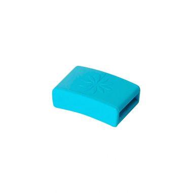 Fermoir Aimanté Bleu 11mm