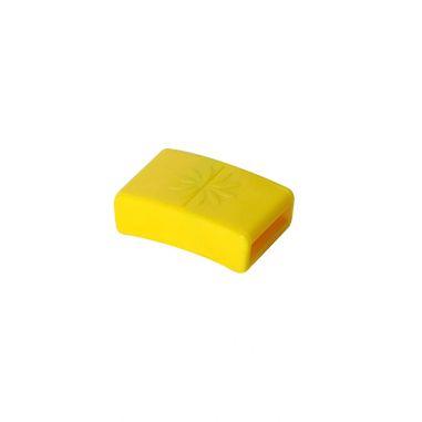 Fermoir Jaune 11mm