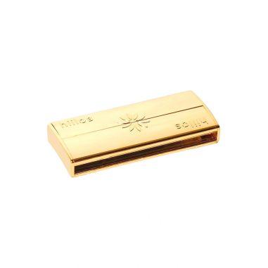 Fermoir Magnétique Doré 45mm
