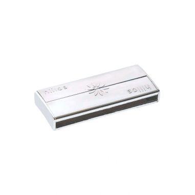 Platinum Magnetic Clasp 45 mm