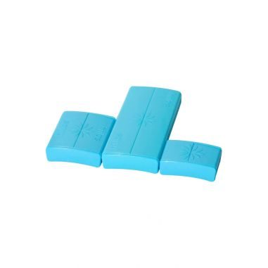 Blue Clasps * 3 sizes Pack