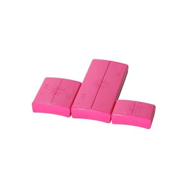 Pink Clasps * 3 sizes Pack