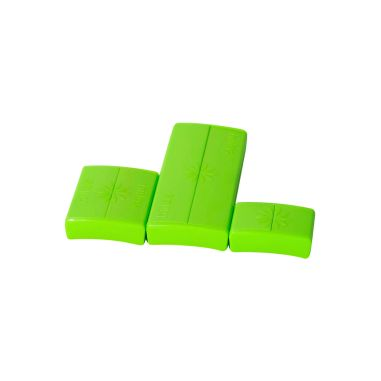 Green  Clasps * 3 sizes Pack