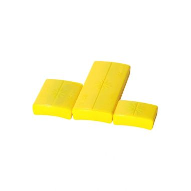 Yellow Clasps * 3 sizes Pack