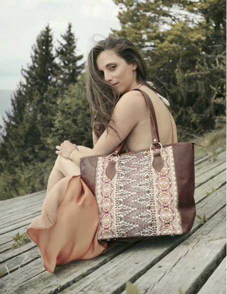 sac-cabas-ethnique-TIKAL-marron