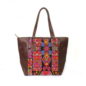 Ethnic Multicolored Handbag TIKAL