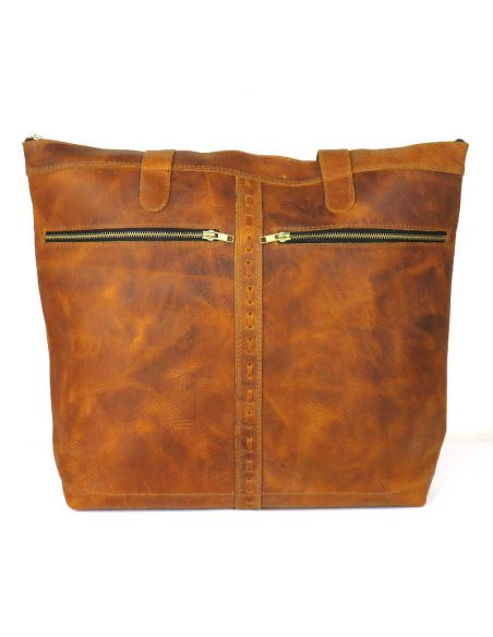 Ethnic Tote Bag Multicolor BENITO