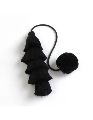Pompon-Long-Sac-Noir