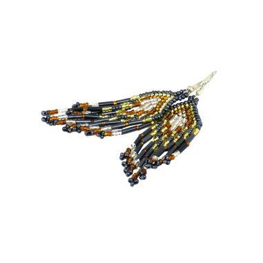 Ethnic glass beads Earings