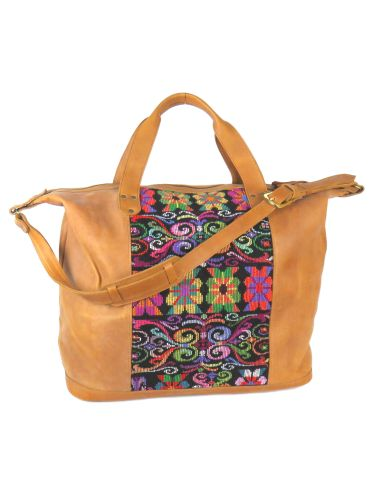 CHAMPERICO XL Ethnic Slingbag