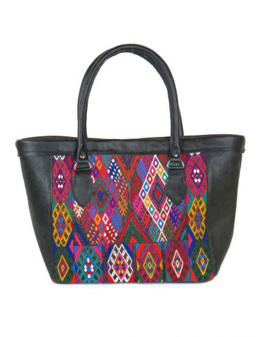 Ethnic Multicolored Handbag ANTIGUA
