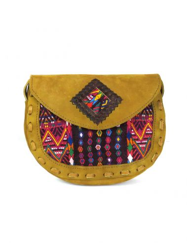 Ethnic Little SlingBag Multicolored CHICHI