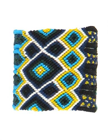 Maxi Blue and Yellow Java