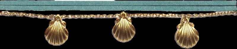breloques-coquillages-et-chaine-dorees-et-suedine-bleu