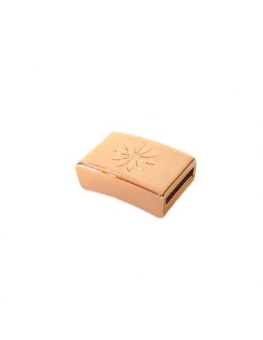 Rose Gold Magnetic Clasp 11 mm