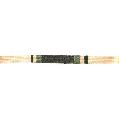 Lien Tissage Silk Green