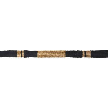 Lien Tissage Silk Gold Black