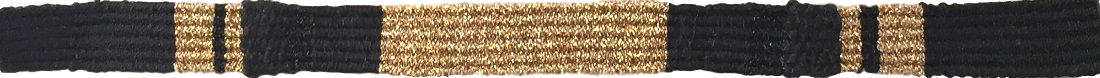 lien-tissage-soie-or-noir