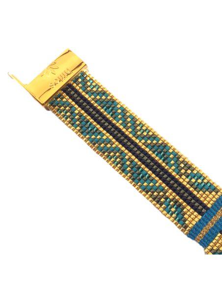 BAHIYA BLUE