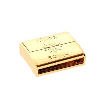 Gold Magnetic Clasp 22 mm