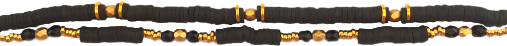 heishi-noires-et-perles-facettees-dorees