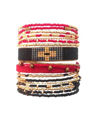 SAMSARA RED BLACK GOLD