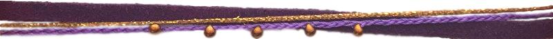 lien-suedine-et-tresse-violet-gold