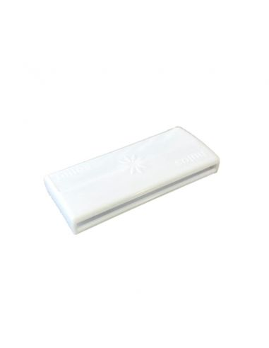 White Magnetic Clasp 45 mm