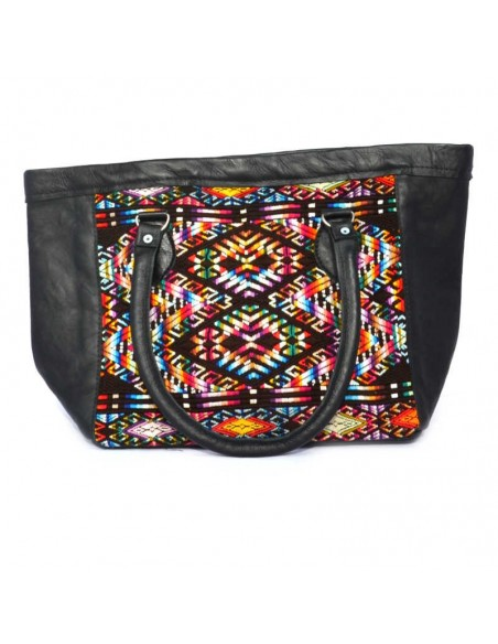 Ethnic Multicolored Handbag ANTIGUA
