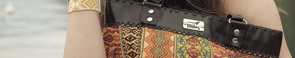Hiilos : Petit Sac à Main PANAJACHEL. Style Ethnique et Coloré
