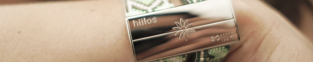 Hiilos Interchangeable Clasps available in 3 differents sizes