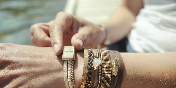 Notre Fermoir Magnétique pour Bracelets Interchangeables